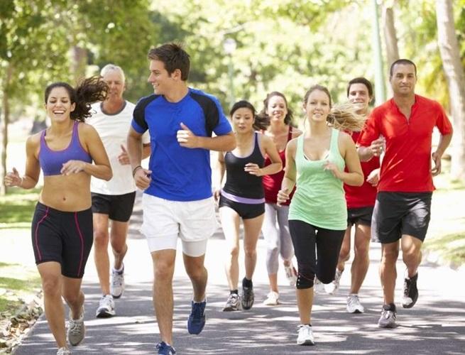 Attività fisica di gruppo