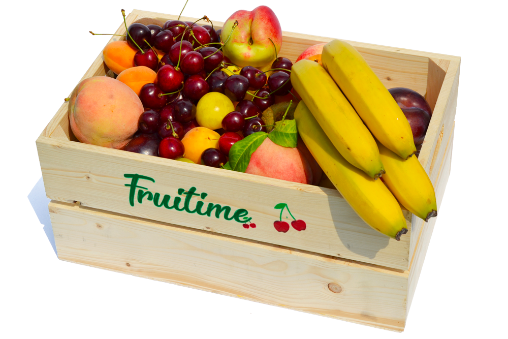 Cesta di frutta mista