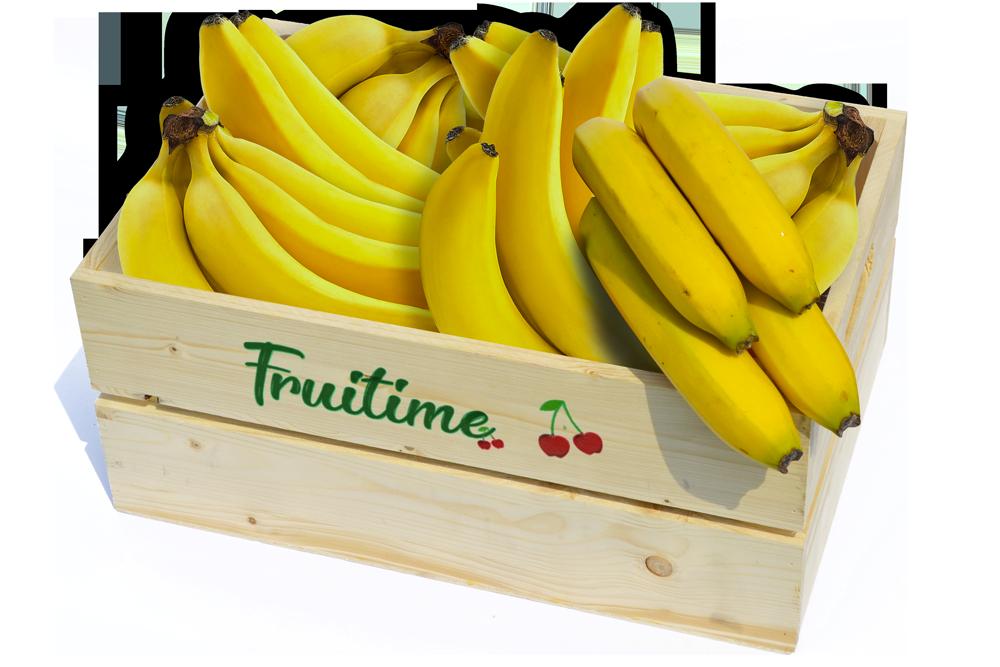 Cesta di una varietà di frutta