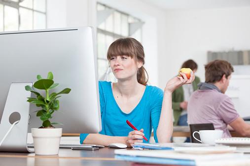Frutta per il tuo benessere in ufficio